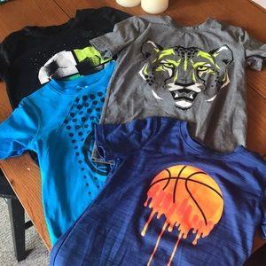 Other - Bundle of 4 boys shirts